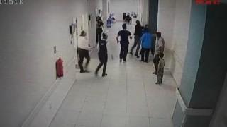 Ispartada acil servis doktoruna yumruklu saldırı