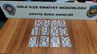 İzmirde uyuşturucu operasyonu: 1 kişi tutuklandı