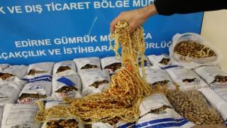 Kapıkulede 8 ayrı operasyonda 2 milyon liralık kaçak malzeme ele geçirildi