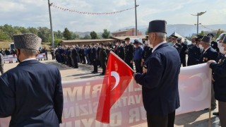 Karabükte Gaziler Günü törenle kutlandı