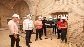 Karadeniz heyeti Cizreyi ziyaret etti