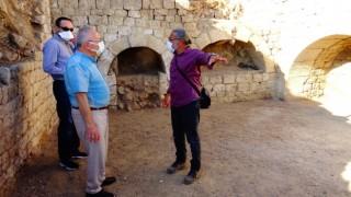 Karamanda Sbide antik kentindeki kazı çalışmaları devam ediyor