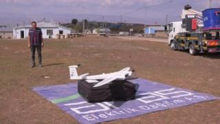 Karsta elektrik kaçakları İHAlarla tespit ediliyor