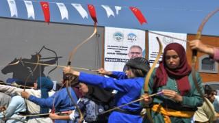 Kayseride Açık Hava Takımlar Türkiye Şampiyonası heyecanı