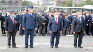 Kayseride Gaziler Günü kutlandı