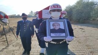 Kıbrıs Gazisi Gülkana son görev