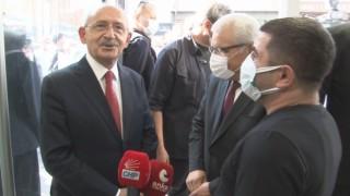 Kılıçdaroğlu, Nevşehirde esnafı gezdi