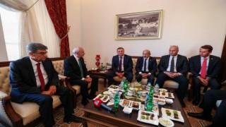 Kılıçdaroğlundan Başkan Savaşa hizmet teşekkürü