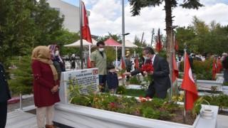 Kırıkkalede 19 Eylül Gaziler Günü dolayısıyla tören düzenlendi