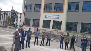 Kırklarelinde yapımı tamamlanan ilkokul eğitime başlıyor