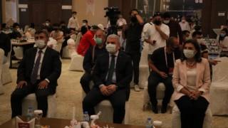 Kırşehirde Açık Santranç Turnuvası uluslararası katılımla başladı