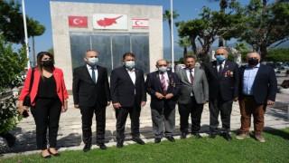 Kuzey Kıbrıs Türk Cumhuriyeti Başbakanı Ersan Saner, Hatayda