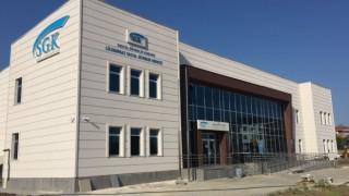 Lüleburgaz SGK yeni binasında hizmete başladı