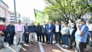 Mamak Belediye Başkanı Köse, vatandaşlarla bir araya geldi