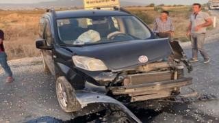 Manisada trafik kazası: 6 yaralı