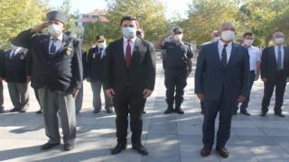 Manyasta Gaziler Günü Kutlandı