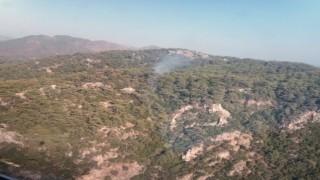 Marmariste orman yangını
