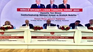 """MHPli Mustafa Kalaycı: """"Türkiyede iktidar ruhsatını büyük Türk milleti vermektedir"""""""