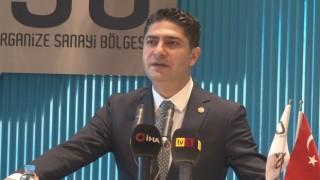 MHPli Özdemir: Sanayicilerin verdiği mücadele vatan mücadelesidir