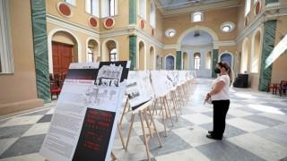 Mimarlık öğrencilerinden İzmir ve Venedikte eşzamanlı sergi