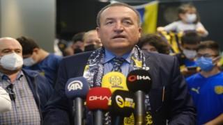 MKE Ankaragücü Store VEGA Subayevleri AVMde açıldı