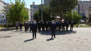 Muşta 19 Eylül Gaziler Günü töreni