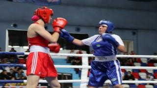 Nuri Eroğlu Büyük Erkekler ve Kadınlar Türkiye Ferdi Boks Şampiyonası başladı