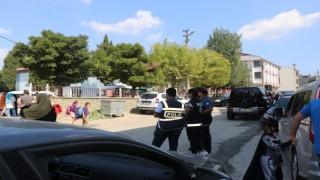Okulun yanı başında tütün satışı polis denetimine takıldı