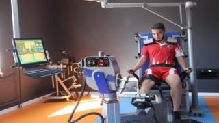 Olimpik sporcular artık Atatürk Üniversitesinde ölçüm ve testten geçecek