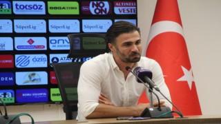Ömer Erdoğan: Maçtan önce de bu maçın zor olacağını biliyorduk