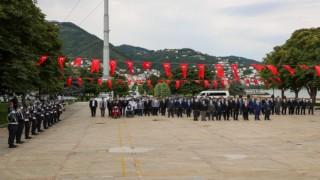 Orduda Gaziler Günü törenle kutlandı