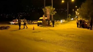 Osmaniyede otomobil ile motosiklet çarpıştı: 2 yaralı