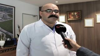 """Ankara Şehir Hastanesi Koordinatör Başhekimi Surel: """"Şehir Hastanesi boş durmak için burada değil"""""""