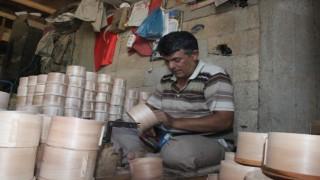 Pekmez küleği Türkiyede sadece Kiliste üretiliyor