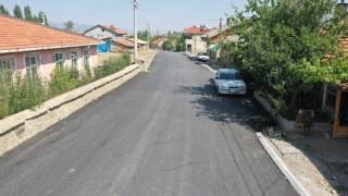 Seydişehirin mahalle yollarına büyükşehir standardı