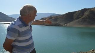 Siirtte barajlardaki su seviyesi düştü, tahıl ürünlerinde rekolte kaybı yaşandı