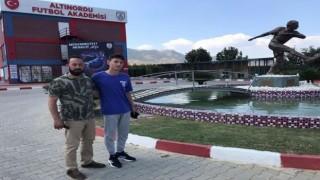 Simavdan 'Altınordu Futbol Akademisine futbolcu desteği