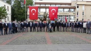 Sinopta Gaziler Günü kutlandı