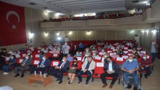 Sinopta kent konseyi genel kurul toplantısı