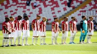 Sivassporun galibiyet hasreti 5 maça çıktı