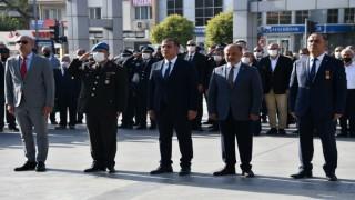 Sökede Gaziler Günü törenle kutlandı