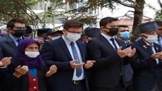 Şuhutta Gaziler Günü törenle kutlandı