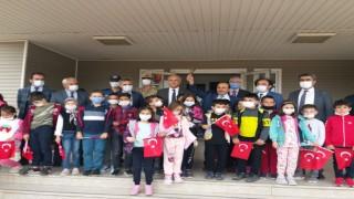 Suluovada İlköğretim Haftası kutlandı