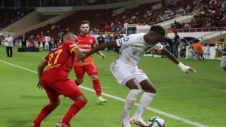 Süper Lig: A. Hatayspor: 2 - Kayserispor: 1 (Maç sonucu)