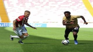 Süper Lig: DG Sivasspor: 0 - Gaziantep FK: 0 (Maç devam ediyor)