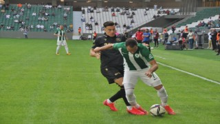 Süper Lig: GZT Giresunspor: 0 - İH Konyaspor: 0 (İlk yarı)