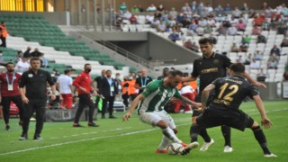 Süper Lig: GZT Giresunspor: 0 - İH Konyaspor: 0 (Maç sonucu)