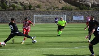 TFF 3. Lig: Gümüşhanespor: 0 - Ceyhanspor: 0