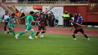 TFF 3. Lig: Gümüşhanespor: 2 - Karbel Karaköprü Belediyespor: 0