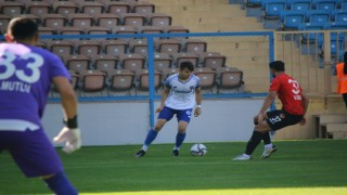 TFF 3. Lig: Kardemir Karabükspor: 0 - Modafenspor: 3